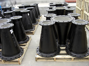 Ductile Iron Flanged Reducer