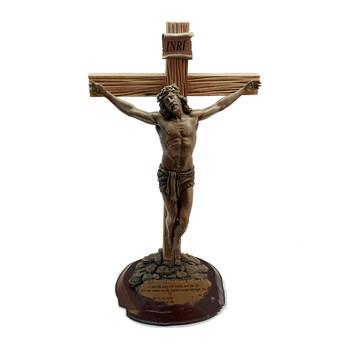 I Love Jesus Christ Statue,Jesus On The Cross Figurines - Buy I Love Jesus  Christ,Jesus Christ Statue,Jesus Cross Product on Alibaba com