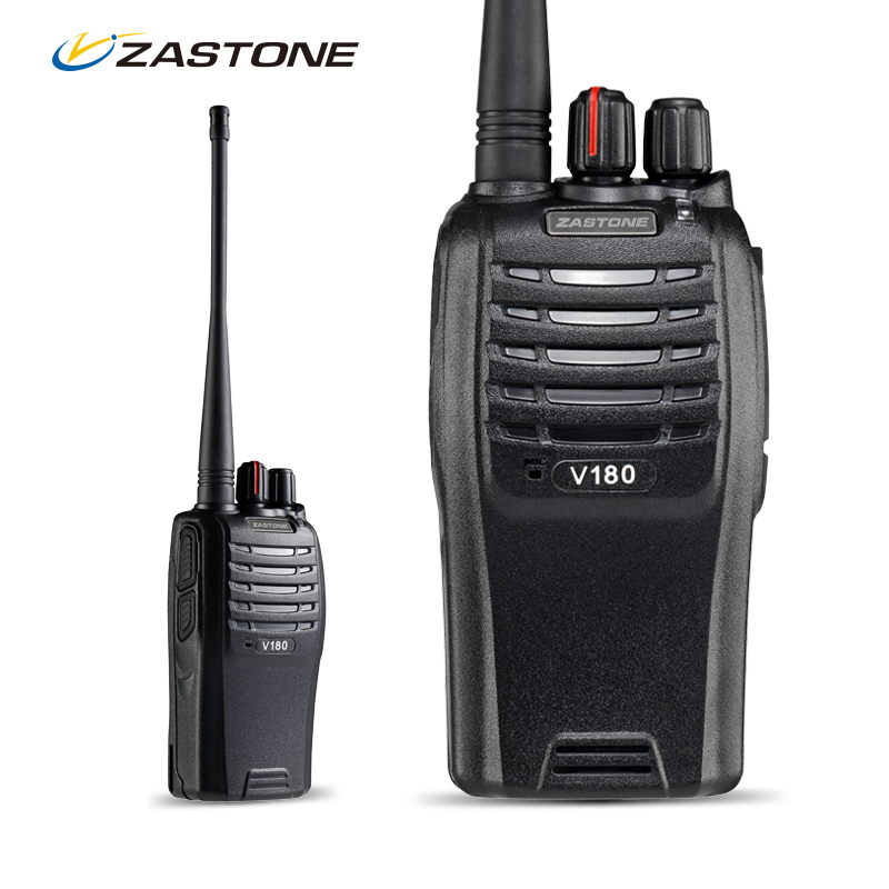 ZASTONE ZT-V180 stronge power UHF VHF radio 16CH walkie talkie handheld military radio