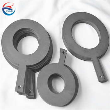 in stock polished good sodium Corrosion resistant grounding ring with different diameters