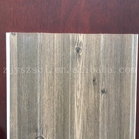 The manufacturer of cheap laminated PVC panel,wave PVC tile