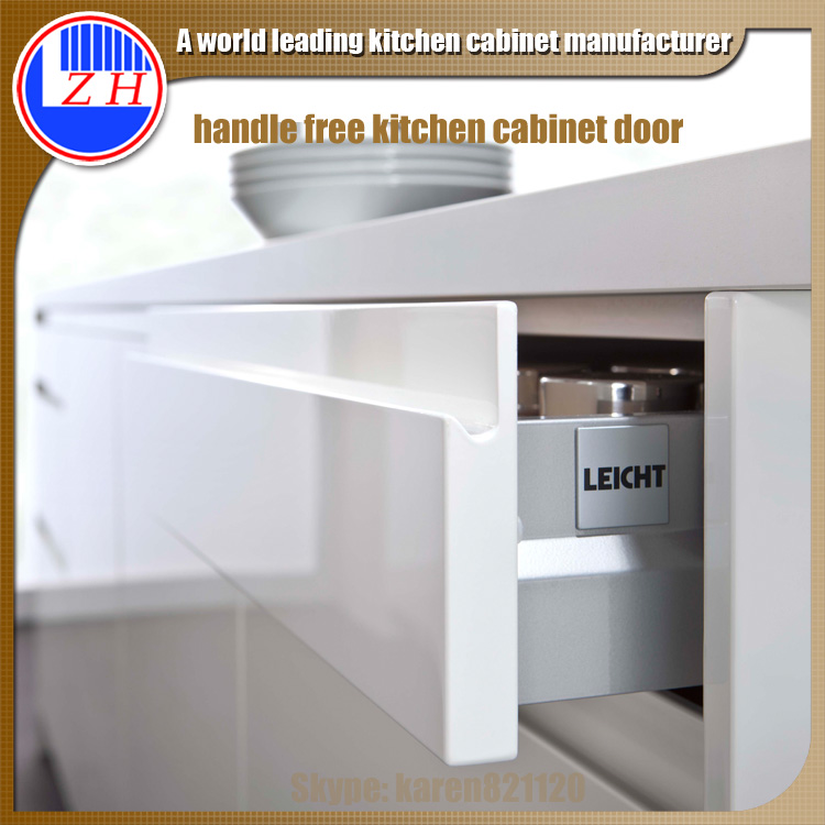 Australian Standard Handle Free High Gloss Lacquer Kitchen Cabinet Doors View High Gloss Lacquer Kitchen Cabinet Doors Zhihua Product Details From Guangzhou Zhihua Kitchen Cabinet Accessories Factory On Alibaba Com
