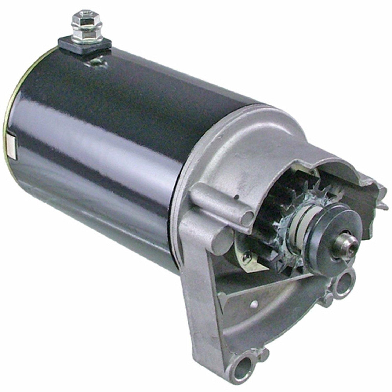 New Starter For Briggs Stratton 18 Hp Engine