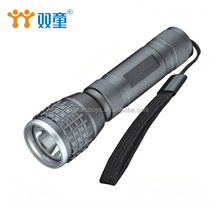 Green eco-friendly 3.7v 10W multifarious rechargeable led flashlight