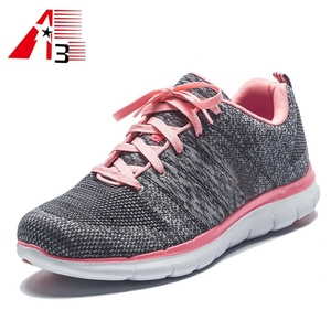 OEM ladies woman running sport shoe 2018 woman shoe