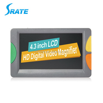 UM430 4.3 Inch LCD Color Image Portable Magnifier handheld Visual Aid for Low Vision