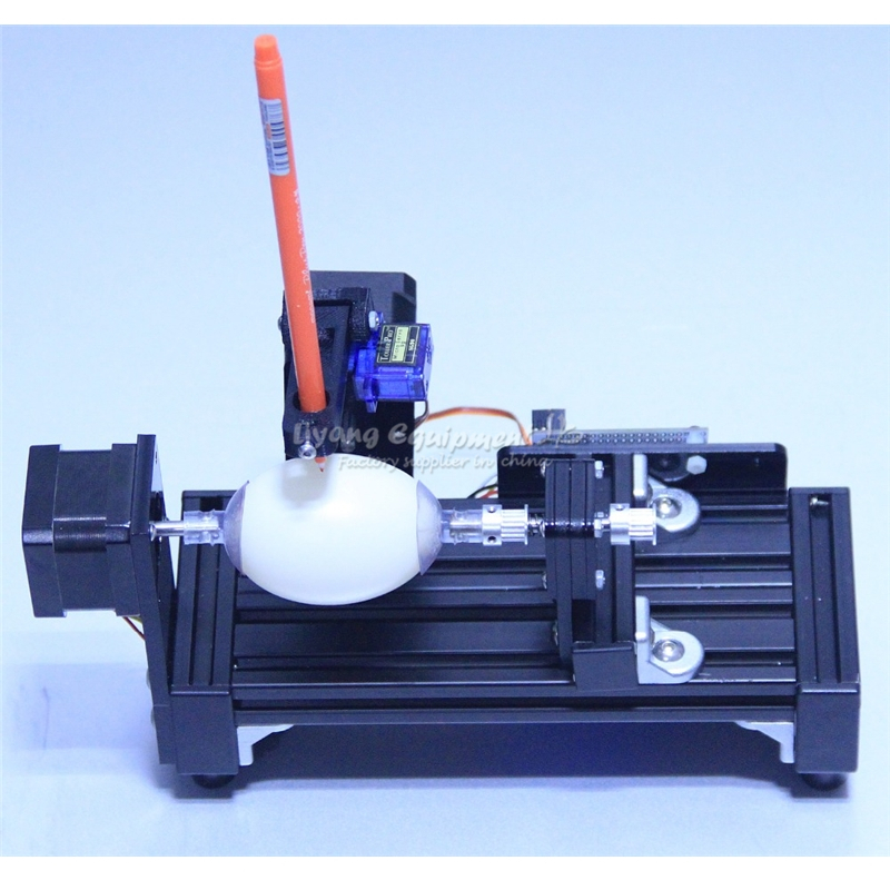 LY Spheres drawing machine Egg-drawing robot machine for children education