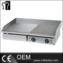 High Quality Electric Range Griddles for Restaurant