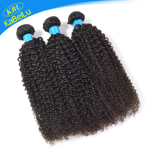 best quality kinky curly remy hair weaving 99j
