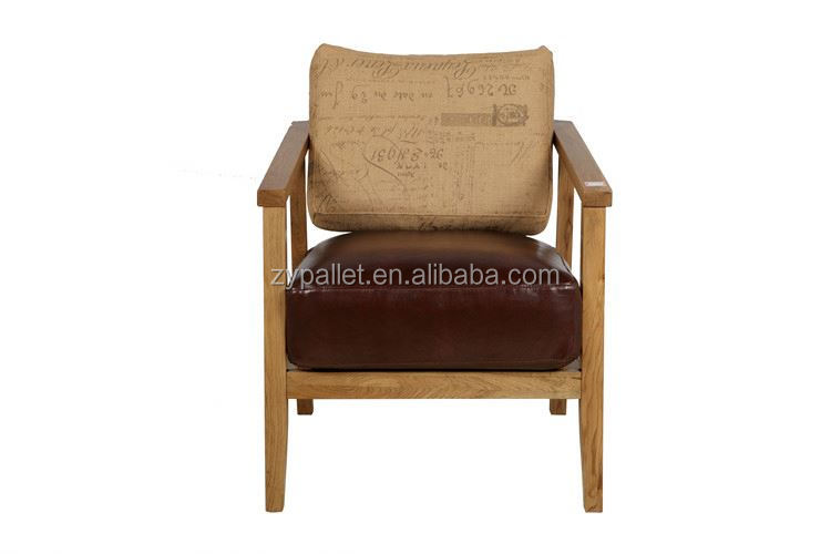Top fashion trendy style antique english style home furniture armchair on sale