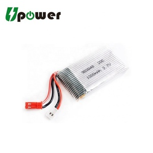 Lithium Polymer Battery 903048 Lipo 3 7V 1000mAh 20C Li Polymer RC Drone  Helicopter Battery