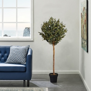 140cm artificial olive tree indoor decorative green plant best selling