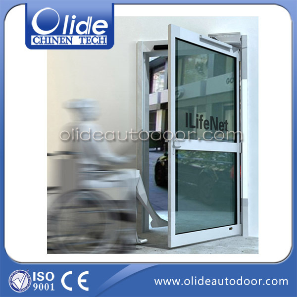 Fashionable Unique Self Opening Doors For Handicapped