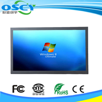 15.6inch Hd Metal Case 12v Dc Portable Monitor With Hdmi Input