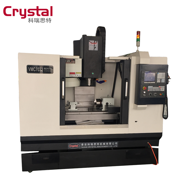 High Quality Mini Used 4 Axis CNC Milling Machine VMC550L