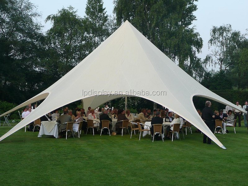 Cheap star shaped party tent star event tent for sale Cheap wall tents for sale