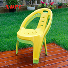 Wholesale kindergarten furniture kids plastic dining chairs for children