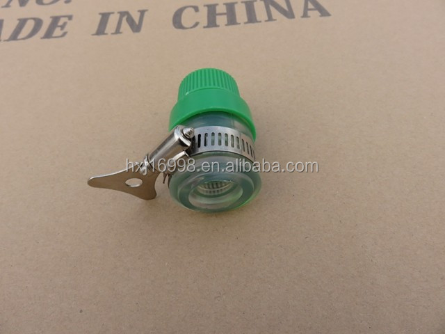 Car Garden Lawn Household Water Hose Pipe Threaded Tap Quick Connector Adaptor Joint Fitting Set
