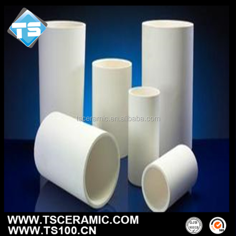 Good Chemical Resistant Small Size Alumina Ceramic Wear Tube/Cylinder for Paper Making,China Manufacturer