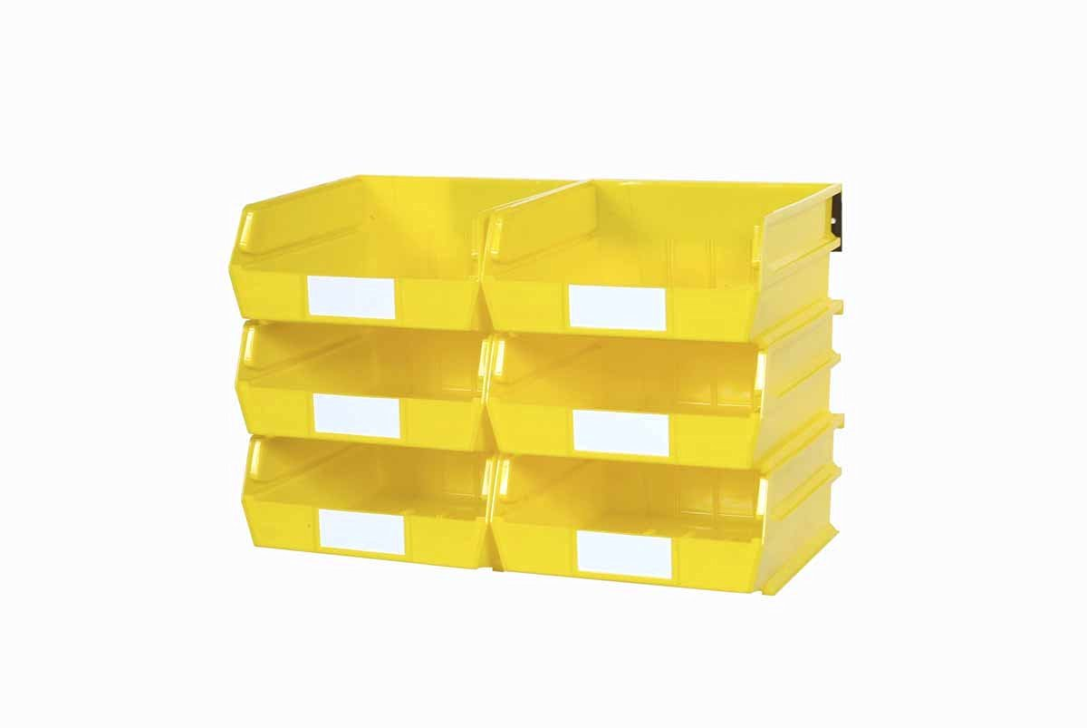 Get Quotations · Triton Products 3 235YWS LocBin 8 Piece Wall Storage Unit  With 10 7/