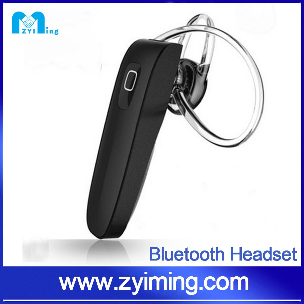 Zyiming bluetooth headset factory hot sell YM-BE03 with good price made in china bluetooth headset