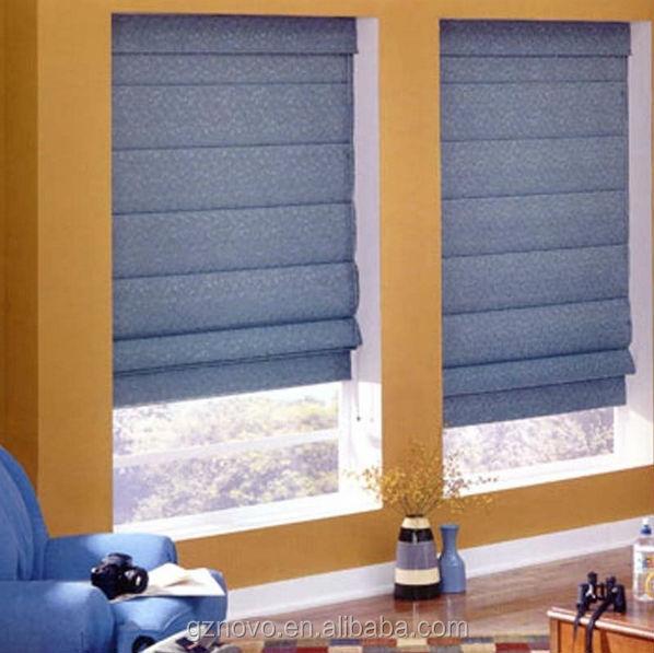 Curtains Ideas curtain rod roman shades : Novo Auto Curtain Car Window Shade Roman Shade With Double Curtain ...