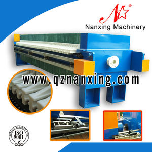 Rice Flour Slurry Chamber Filter Press
