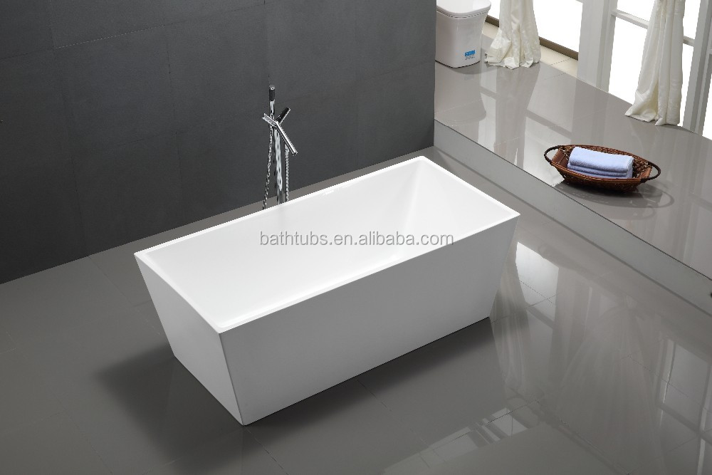 Wholesale Free Shipping CUPC Acrylic Large Size Two Person Freestanding Batht