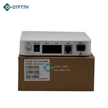 FTTH ONT Fiber home GPON ONU AN5506-02B with PPPoE Function, View  AN5506-02B, Fiber home Product Details from Guangzhou Queenton Electronics