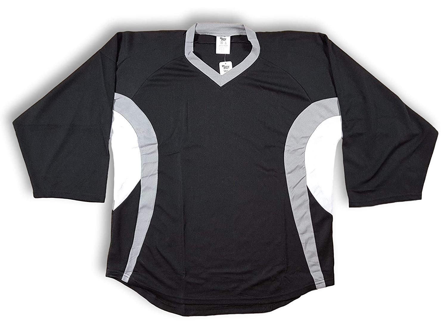 Get Quotations · Troy Practice Hockey Jersey for Men - Lghtweight Durable  Adult Jerseys 05f72bd2a