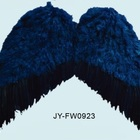 Wings Dark Blue Large Angel Feather Wings