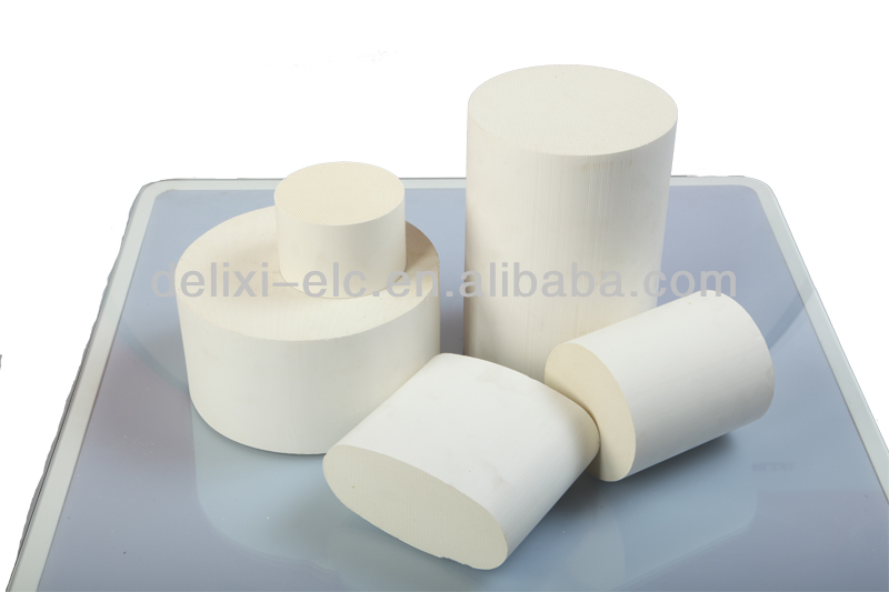 DELIXI Honeycomb Ceramic for Car