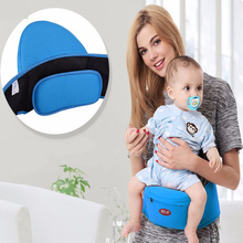 Light update EPP material padded strap baby holder wrap carrier hip seat