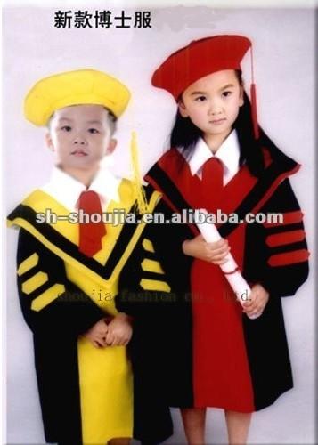 Preschool Graduation/children Graduation Gown - Buy Children ...