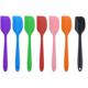 HIMI Factory Wholesale food grade silicone spatula and baking tools rubber spatula with large size