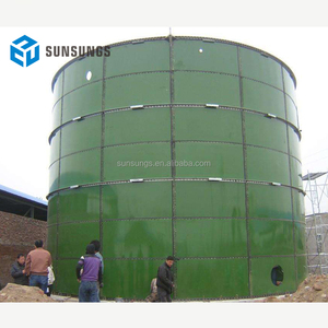 Organic waste cattle dung and food waste biogas compress/biogas cylinder/biogas bottling