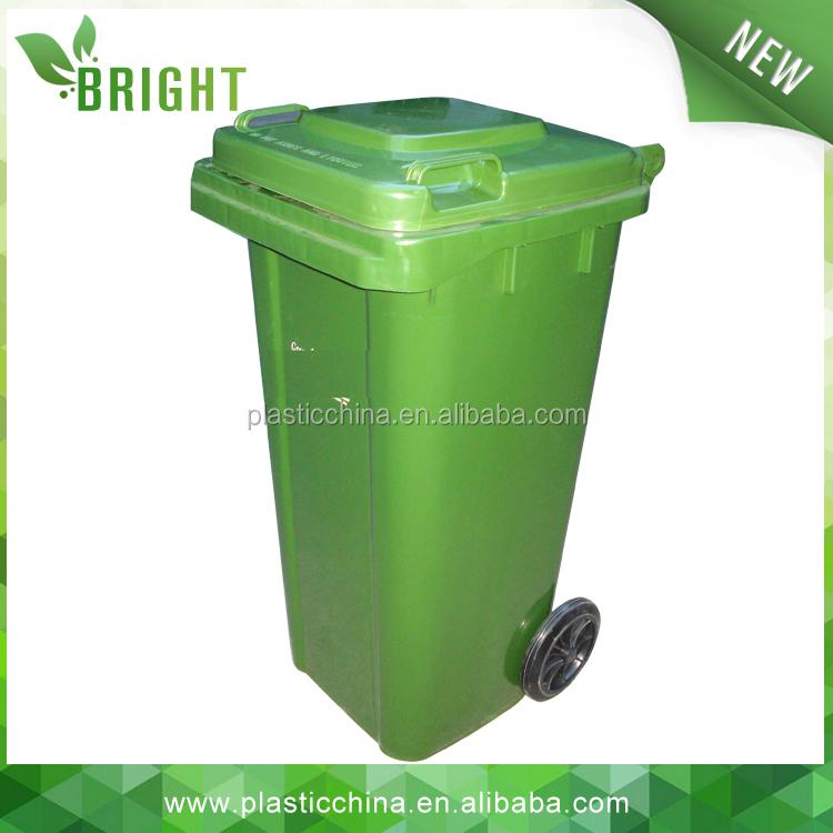 En840 Foot Opener Stackable Waste Containers 1100