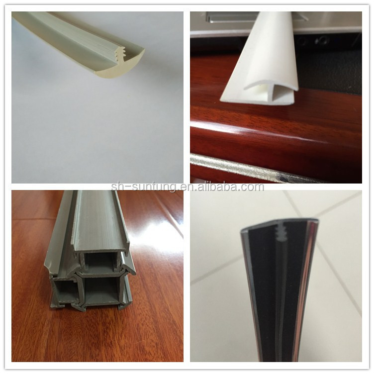 Furniture T Shaped Edge Banding Trim Plastic T Molding