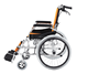 2017 GOGO-Medical electric wheelchair motor wheelchair wheel