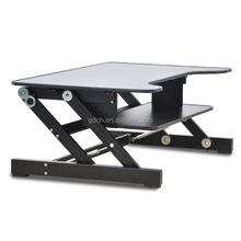 Multipurpose office height adjustalbe portable table for computer