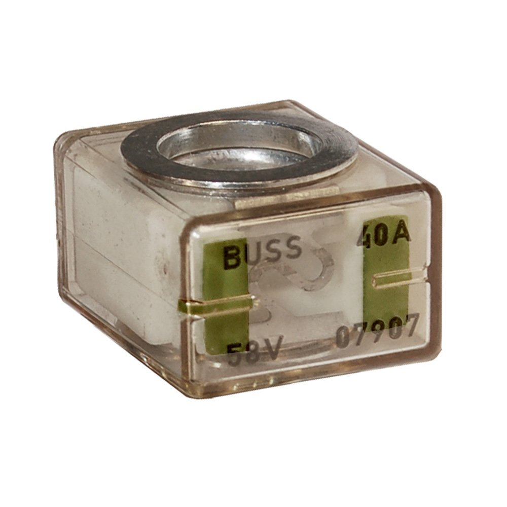 Buy Blue Sea Systems Blue Sea Fuse Terminal 125 Amp Product