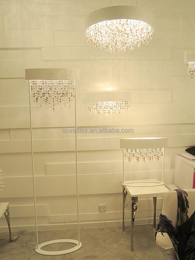 Fancy Crystal Chandelier Night Lighting For Living Room