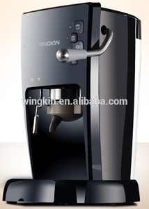semi automatical WINGKIN coffee parts plastic shell commercial espresso coffee machine
