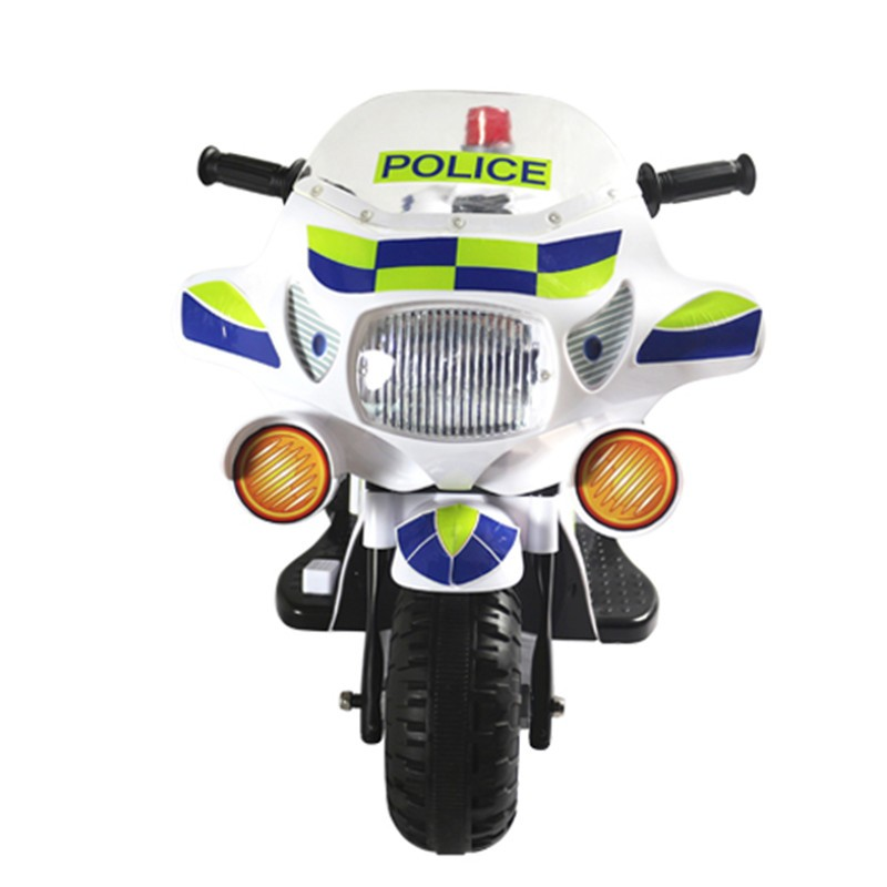 Kids Toys Motocycle Ride On Police Trikes Motor Bike All Certificates Available