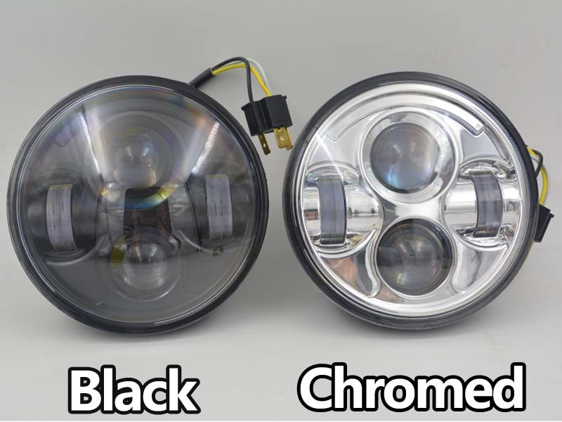 Sealed Beam 5 3 4 Led : Newest round quot inch replacement of par sealed