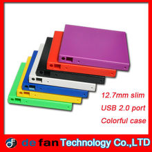 Latest Optical Drive Case for Laptop DVD-RW, DVD-RPM,CD-ROM