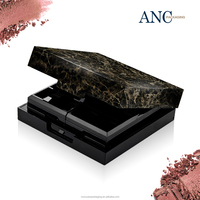 ANC wholesale custom acrylic eye shadow unique fashion magnetic eyeshadow pan display stand