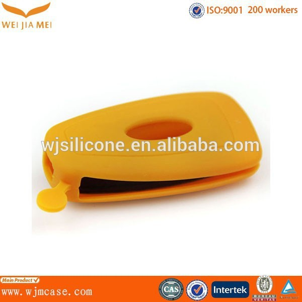 Silicone car keys cover