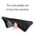 Mobile Accessories Phone Case for Samsung Galaxy S9 plus Back Cover Carbon Fiber Texture Celulares