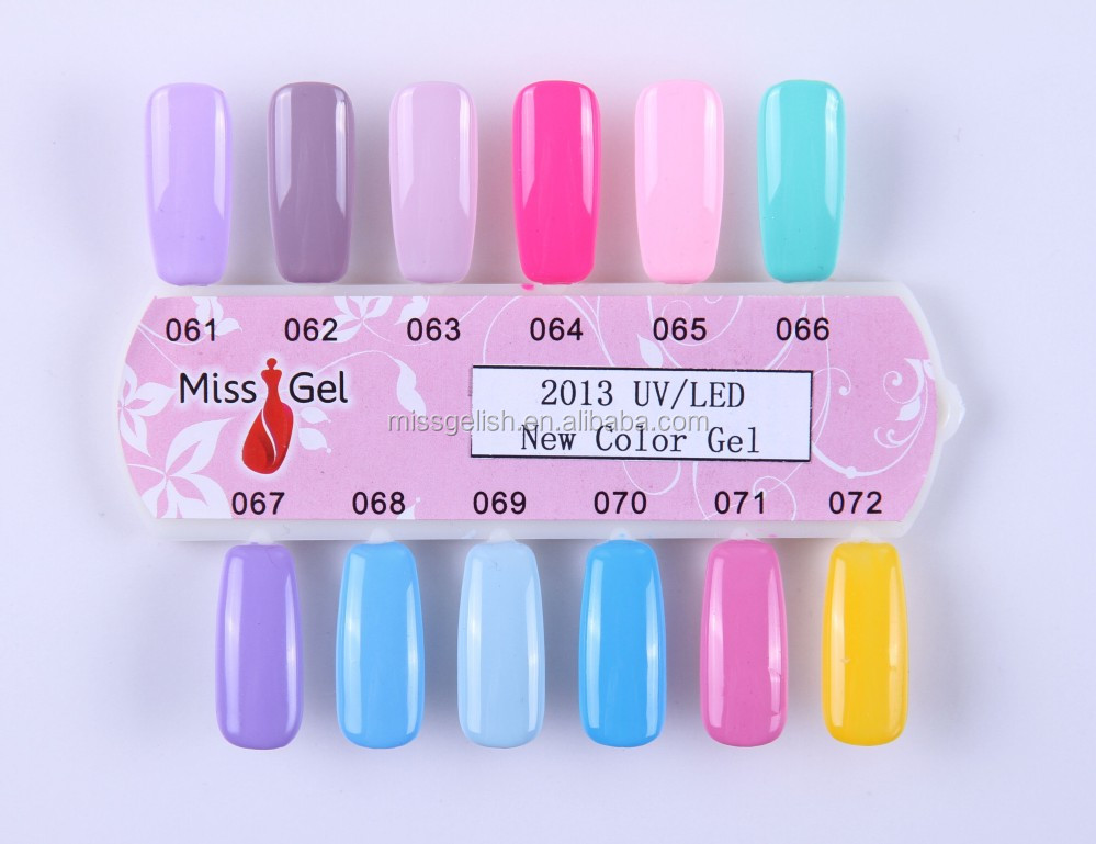 High quality wholesaler salon nail art design peel off gel nail polish